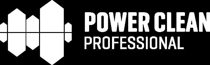 Logo Power Clean Professional